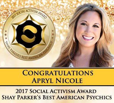 2017 BAP Social Activism Award Winner