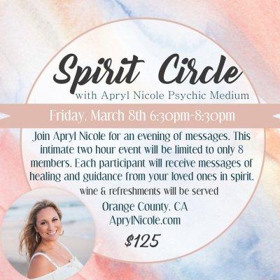 Intimate Spirit Circle