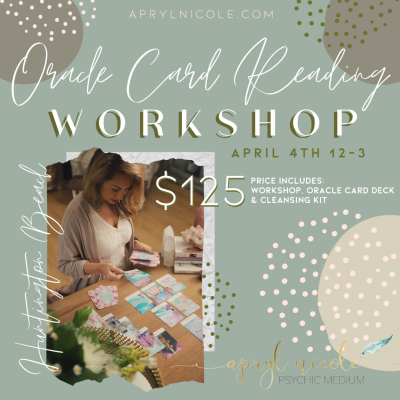 Oracle Card Workshop