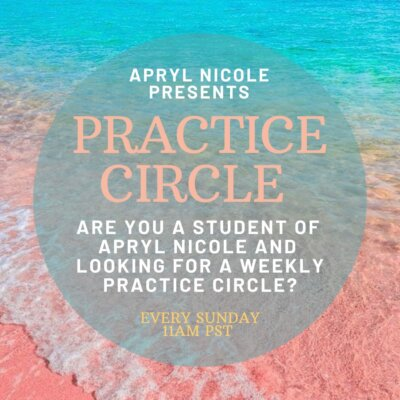 Weekly Practice Circle